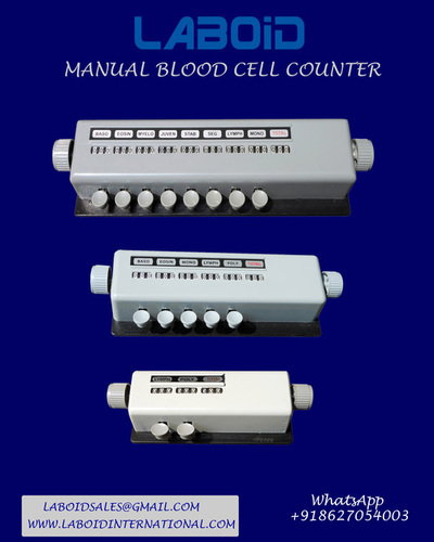 Blood Cell Counter 8 Key