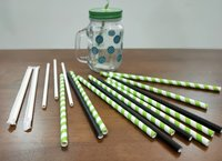 Colour Paper Straw