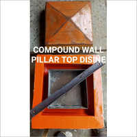Concrete Compound Wall Mould (Only Panle)