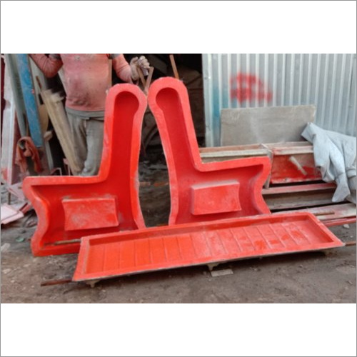 Concrete Chair Mould (2 Fatte)