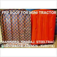Mini And Messy Tractor Roof Canopy