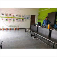 Reception Interior Designing Service