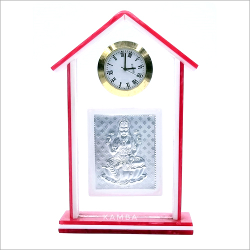 Silver Laxmi Watch Gift