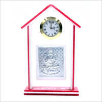 Silver Acrylic Stands With Watches