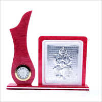 Ganesha Frame Table Top Watch Stand