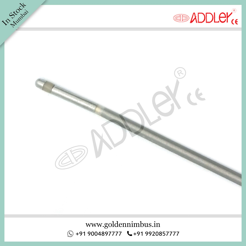 Bipolar Ball Electrode Addler