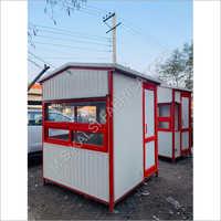 Prefab Portable Security Cabin