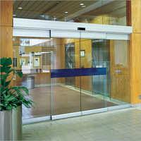 Automatic Sensor Glass Door