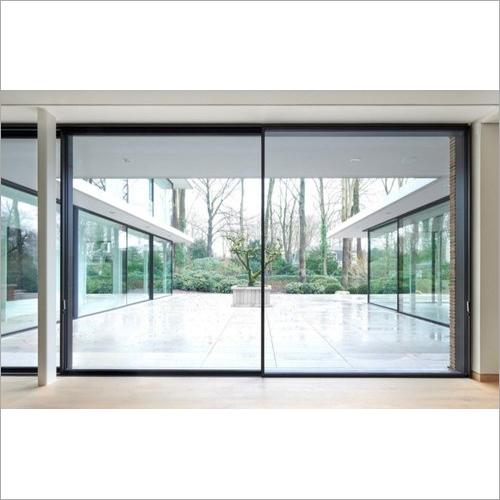 Alupure Slim Line Series Sliding Window