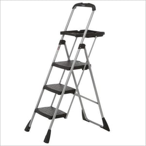 Deluxe Wide Step Ladder