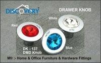 Diamond Drawer Knob