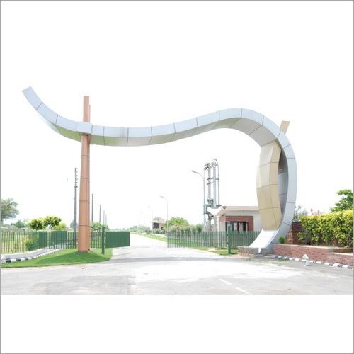 ACP Sheet Colony Main Gate