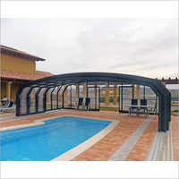 Industrial Pool Enclosures