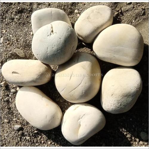 Beige River Pebbles