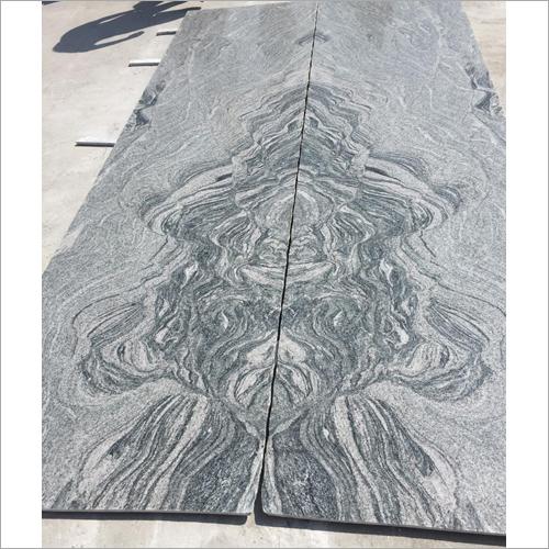 Kuppam Green Book Matched South Granite Slab
