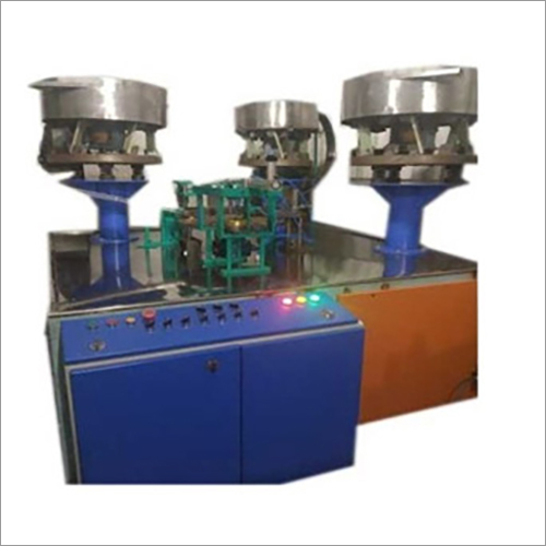 Spout - Berry - Flower Cap Assembly Machine