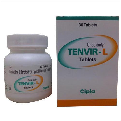 Tenvir L Lamivudine Tenofovir Disoproxil Fumarate Tablets