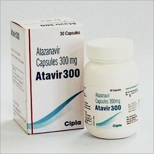 Atavir 300 Attazanavir Capsule