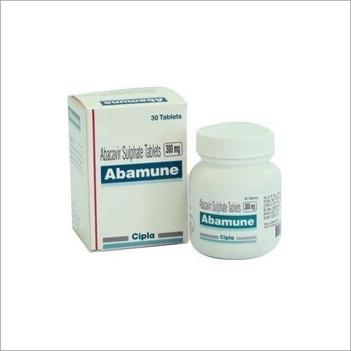 Abamune 300 Mg Abacavir Sulphate Tablets