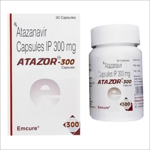 Atazor 300mg Attazanavir Tablets