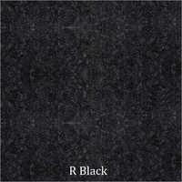 R Black Table Top Countertop Gangsaw Slabs