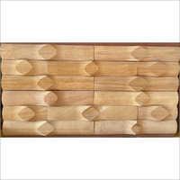 Teakwood Bamboo Wall Cladding
