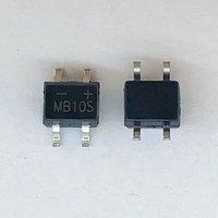 SMD Bridge Rectifier BR-MBS-1.2A-1000V