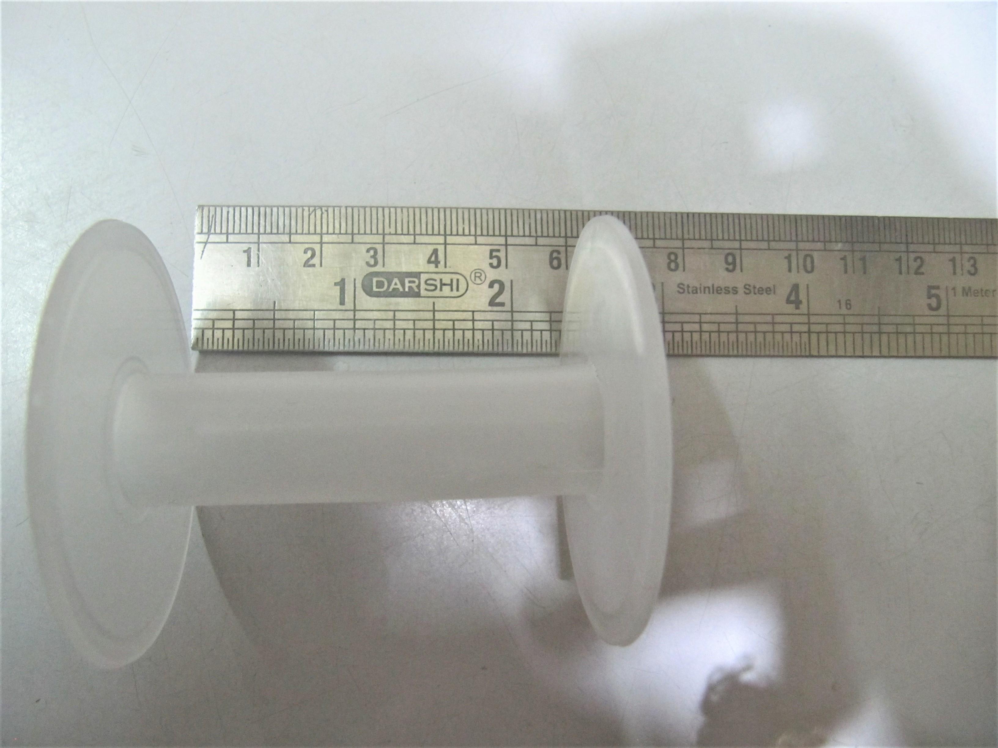 White Plastic Spools Empty Wire Spools Roll A1