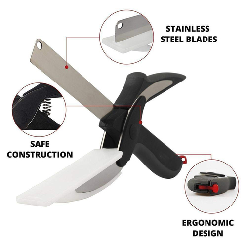 Clever Knife