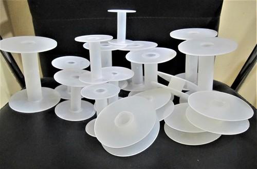 Wire Thread Tape Chains Plastic Spools
