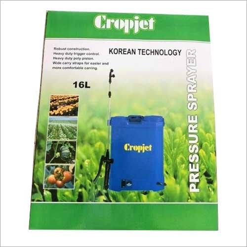 Battery Operated Cropjet Knapsack Sprayer