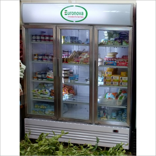 1500 Ltr Visi Cooler Freezer