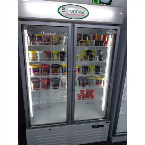 1100 Ltr Vertical Freezer