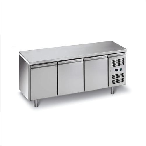 3 Door Under Counter Table Refrigerator
