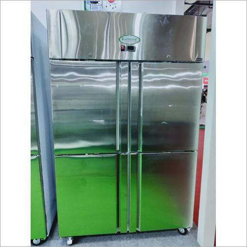 1200 Ltr Stainless Steel 4 Door Refrigerator