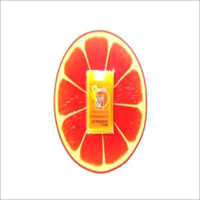 Orange Air Fresher