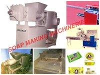 MS Detergent Cake Making Machine