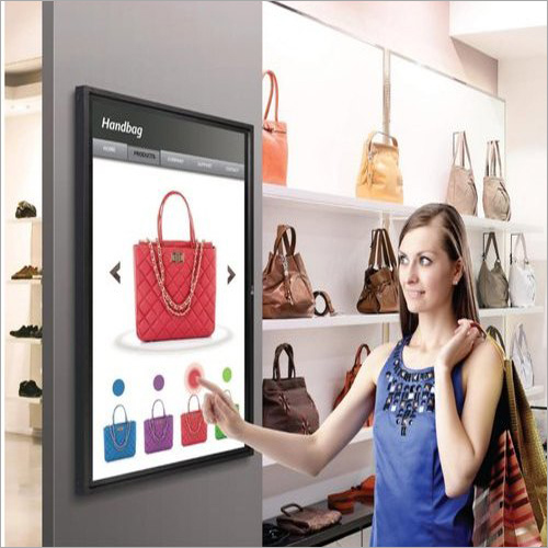 PCAP LED Touch Displays