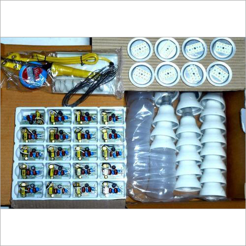 9W LED HPF Bulb Raw Material