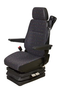 S45 Driver Operator Seat For Trucks, Tractors And Special Machinery