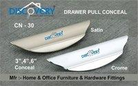 Drawer Pull Conceal Handles