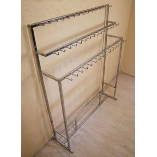 Stainless Steel Belt Stand