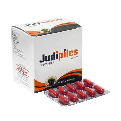 Herbal Piles/Hemorrhoids Capsules