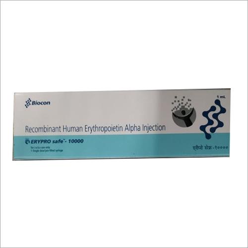 10000 IU Recombinant Human Erythropoietin Alpha Injection