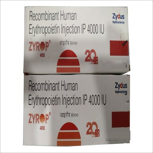4000 IU Recombinant Human Erythropoietin Injection