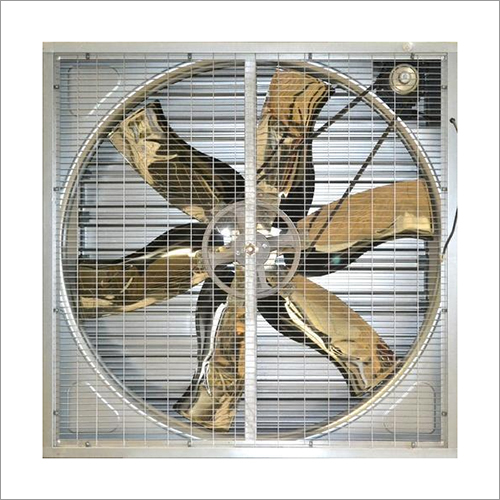 Negative Ventilation Exhaust Box FanExhaust Box Fan