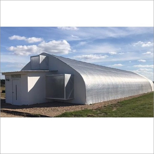 Greenhouse Heating and Cooling System