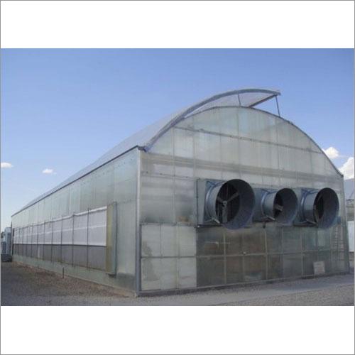 Fan Pad Green House
