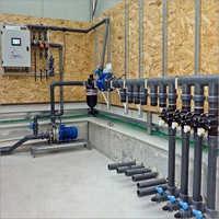 Fertigation Irrigation System