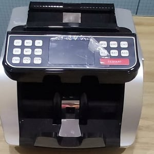 Mix Note Currency Counting Machine with Fake Note Detector